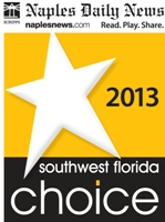 Naples Daily News Southwest Florida Choice Award 2013 - Ability Management, Inc.